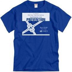 17th Annual Mid-Year Mens T-Shirt- Royal Blue