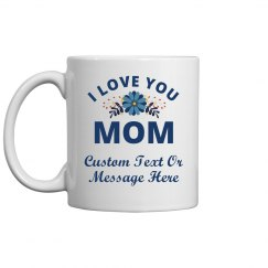 Custom Message For Gardener Mom