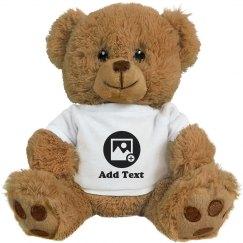 Create Your Custom Photo Bear