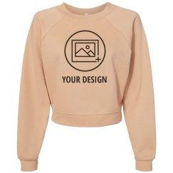Custom Upload Design Sweatshirt