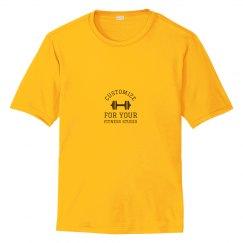 Create Custom Shirts for your Fitness Studio