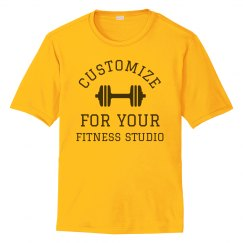 Create Custom Shirts for your Fitness Studio