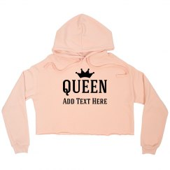 Custom Name Queen Crown