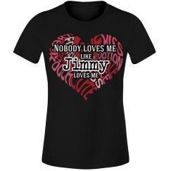 Love me like Jimmy