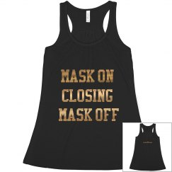 Women's Tank- Mask Off (Future)