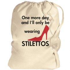 Stilettos Laundry Bag