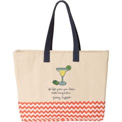 If Life Gives You Limes Tote