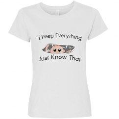 I Peep Everything