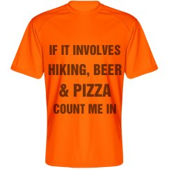 Hiking, Beer and Pizza