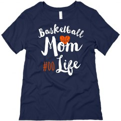 Custom Basketball Mom LIfe