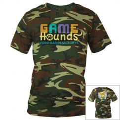 Game Hounds Camo Tee