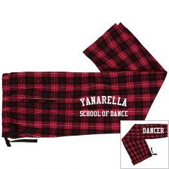 Yanarella Flannel Pants