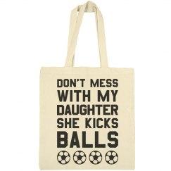 Funny Soccer Mom Bags