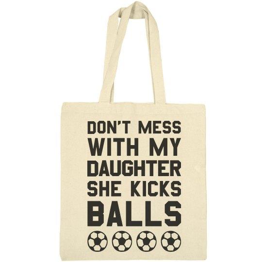 70c034fcfc12 Funny Soccer Mom Bags