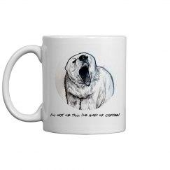 Grizzly Coffee mug