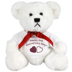 Happy Anniversary Teddy