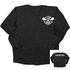 Custom Lacrosse Mom Long-Sleeve Jersey