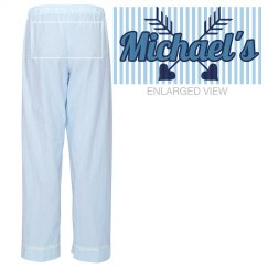 Custom Valentines Pajamas