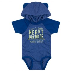 Custom Mommy's Heartbreaker Bodysuit