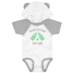 Custom Baby Bottle Design