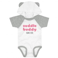 Custom Cuddly Bodysuit