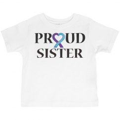Toddler Size_Proud Sister
