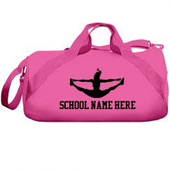Neon Pink Cheer Gear