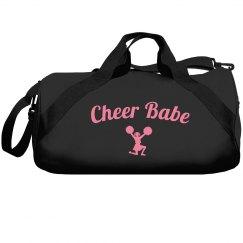 Cheer babe
