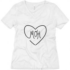 MOH - Maid of Honor Tee