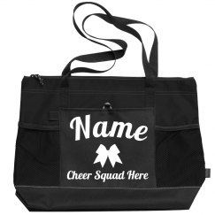 Custom Name And Cheer Squad