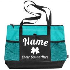 Custom Name And Cheer Squad