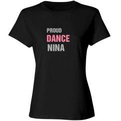 proud dance