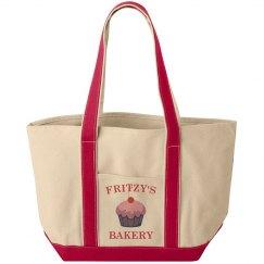 Cupcake Bakery Bag
