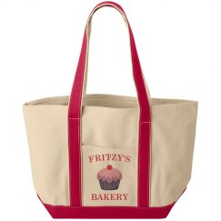Cupcake Bakery Bag