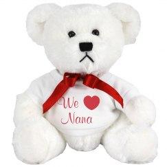 Love Nana Bear