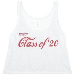 Senior Class Cola 2018