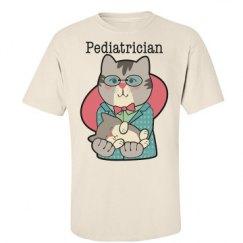 Pediatrician Cat and Kitten