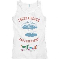 Beach & Beverage!