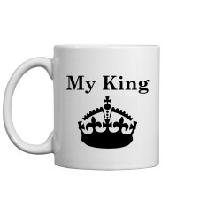 My King Coffee Cup