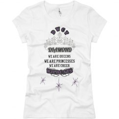 DIAMOND WILDCATS TEE