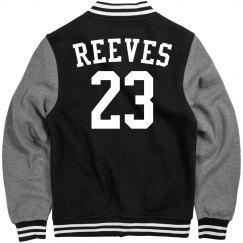 Reeves Football jacket