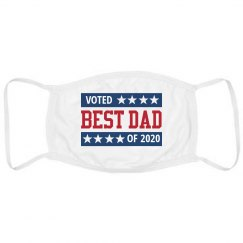 Best Dad Of 2020 Face Mask