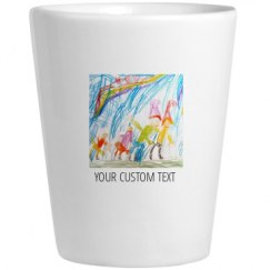Ceramic Shot Glass