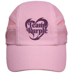Team Purple Hat