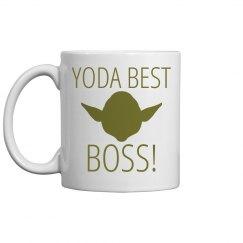 Yoda Best Boss