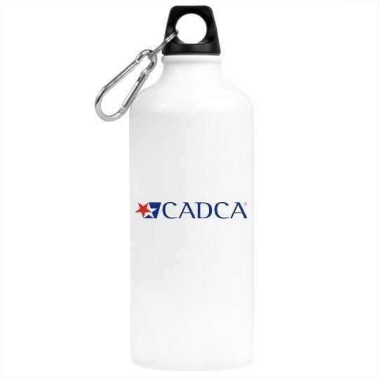 CADCA Aluminum Water Bottle