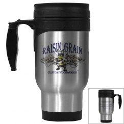 Raisin' Grain Travel Mug