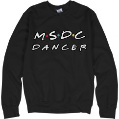 MSDC Friends Inspired