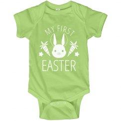 Cute My First Easter Baby Onesie