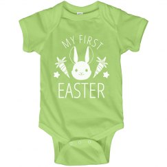Cute My First Easter Baby Onesie